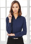 Ladies Biz Collection Monaco Longsleeve Shirt