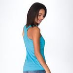 Next Level Women's Tri-Blend Racerback - Same Day Dispatch