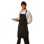 RAMO Full-bib Apron - 100% cotton canvas