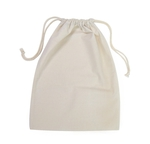 Small Drawstring Tote Bag - 250 units min qty