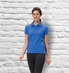Women's Quoz Cotton Pique Polo