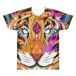 Men's Dye Sublimated Sport T-shirt (All over printing)