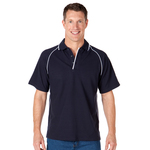 Jb's Raglan Mens Polo
