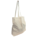 Calico Tote Bag 370mm x 420mm with 800mm Handle & 100mm Gusset