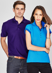 Women's Pique Knit Polo