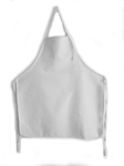 Cotton Apron without pocket