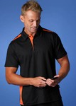 Mens Paterson Cooldry Cotton Blend Polo