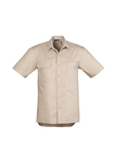 Syzmik Mens Light Weight Tradie S/S Shirt