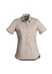 Syzmik Womens Light Weight Tradie S/S Shirt